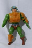 Vintage 1981 Mattel Man-At-Arms MOTU Masters of The Universe Taiwan Tight Legs