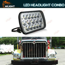 LED Headlight DRL Sealed Lamp Fits International 5900i 7300 7400 9200 9400 9900