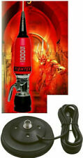 CB ANTENNA SIRIO PERFORMER RED DEVIL FIGHTER P 5000 + MAG MOUNT PL 145mm