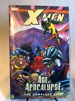 X-Men Complete Age Of Apocalypse Epic Vol 3 TPB Unread Brand New OOP