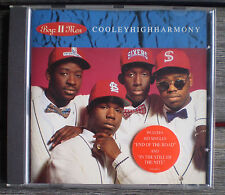 MUSIQUE CD  Album * BOYZ II MEN - COOLEY HIGH HARMONY  * !!