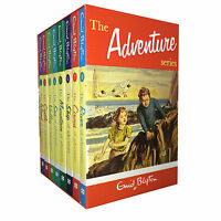 Enid Blyton's Adventure series 8 Books Set Collection Childrens Classic Books BN