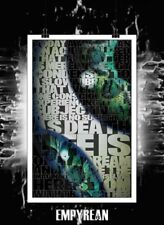 TOOL THIRD EYE ÆNIMA Bill Hicks Song Lyric Poster Original 11x17 FREE SHIPPING