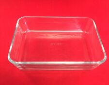 PYREX 3 Cup Glass Baking Dish # 7210~No Lid~