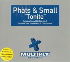 Phats & Small(CD Single)Tonite-New