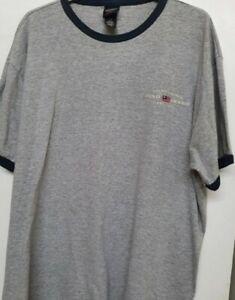 Ralph Lauren Polo Jeans Grey T Shirt  Size Large Mans