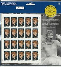 U.S. Sc.#3523 Lucille Ball Full Sheet PL.#B1111 Sealed From Post Office (LR325)