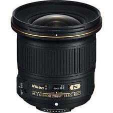 Nikon Af-s Nikkor 20mm F1.8g Ed Lens 20051 London