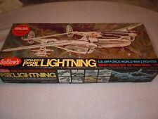Guillows Lightning P38 Bausatz