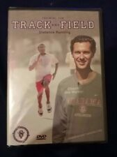 Training for Track and field Distance running Joe Walker DVD Brand new
