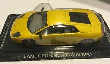"DIE CAST "" LAMBORGINI MURCIELAGO "" DREAMS CAR SCALA 1/43"