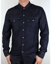 Levi's Collared Long Sleeve Casual Shirts & Tops for Men
