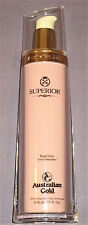 2017 AUSTRALIAN GOLD SUPERIOR REGAL DARK LUXE INTENSIFIER TANNING BED LOTION