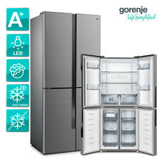 Kühlschrank Kühl-Gefrierkombination A+ Gorenje NRM8181MX Türmaterial: Edelstahl