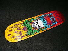Bull Dog Skates BDS Wes Humpston Skateboard Deck Wicked Skills RARE REDUCED
