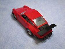 X128 BBURAGO 1/24 BURAGO PORSCHE 911 ROUGE BON ETAT
