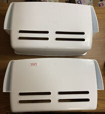 New listing Refrigerator Door Bins Righ Top/Bottom Set # Man62188301
