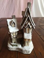 David Winter Cottages FRED'S HOME By John Hine 1991