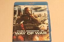 Way Of War - Blu Ray Free Shipping NA