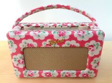 Cath Kidston Roberts Revival Radio DAB RD60 Provence Rose Oilcloth