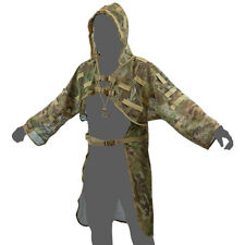 Viper Concealment Ghillie Military Hunting Camouflage Camo Mesh Vest Jacket Suit