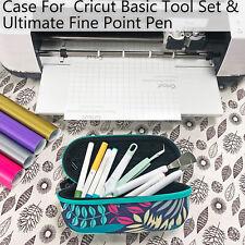 For Cricut Basic Tool Set Ultimate Fine Point Pen Portable Bag EVA Hard Cover