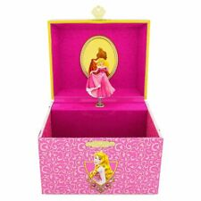 Disney Parks Exclusive Aurora Musical Dancing Jewelry Box Once Upon a Dream Wdw