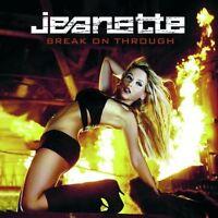 Jeanette Break on through (2003) [CD]
