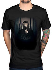 Official Penny Dreadful Monster In My Soul T-Shirt TV Drama Horror Dorian Grey
