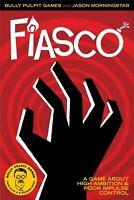 Fiasco RPG Buch - 2ND Edition