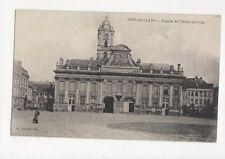 Aire Sur La Lys Hotel de Ville France Vintage Postcard 291a