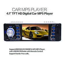 4.1'' Car Stereo Player Bluetooth USB MP3 Radio In Dash Receiver AUX Pandora