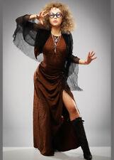 Sybill Trelawney Style Divination Teacher Costume with Wig ASSORTED HEADBAND