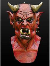 Ligamentos máscara de látex Halloween monstruo diablo horror