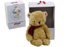 Tiger Tribe Plush Teddy In Gift Box / 28cm (Brown) Age 0+