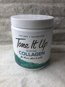 New Tone It Up Marina Collagen Powder Gluten Free For Hair Skin And Nails