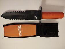 Kellyco Gator Razor Edge Metal Detector Digging Tool with Nylon Belt Loop Case