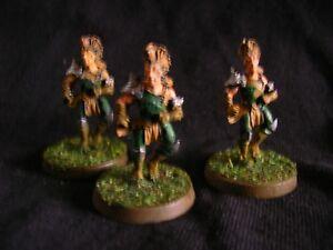 Blood Bowl Elf Linemen