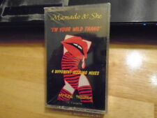 SEALED RARE OOP Mamado & She CASSETTE TAPE I'm Your Wild Thang BASS hip hop 1989