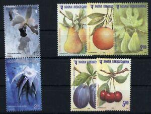 2004, Bosnien-Herzegowina (Republik), 340-41 u.a., ** - 2111001