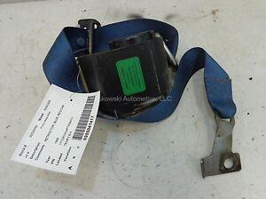Ford Ranger Seat Belt Retractor 93 Ford Ranger Passenger Side Blue F37Z10611B08D