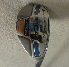Adams Golf Idea a7OS 4/22* Hybrid w/ProLaunch Axis Blue Stiff Graphite Shaft