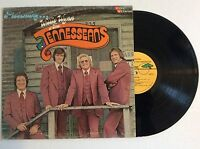 1975 Presenting... WILLIE WYNN AND THE TENNESSEANS Debut 1st vinyl LP NM