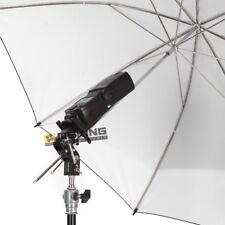 Flash Shoe Umbrella Holder Top Quality Selens  Light Stand for Canon Nikon etc
