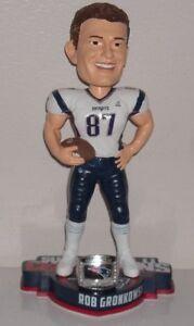 Rob Gronkowski New England Patriots Super Bowl LI Champions Bobblehead NFL