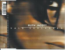 RUTH JACOTT - Vals verlangen CD-MAXI 3TR HOLLAND 1999 (DINO)
