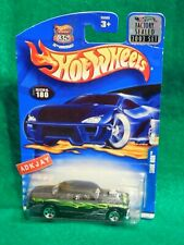 Hot Wheels ~ 2002 Collector #180 ~ Factory Sealed ~ Shoe Box
