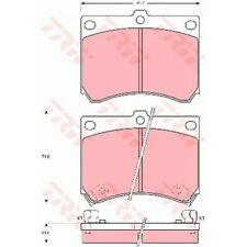 Bremsbelagsatz  Scheibenbremse TRW GDB1029  TRW GDB1029