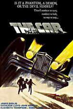 THE CAR Movie POSTER 27x40 B James Brolin Kathleen Lloyd John Marley Ronny Cox