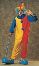 ADULT CLOWN HAT JUMPSUIT NECK RUFFLE COSTUME DRESS RU55023